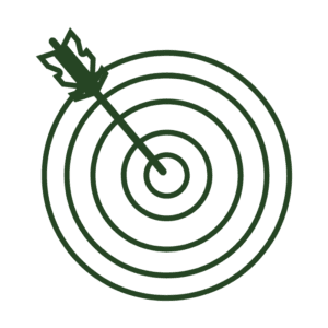 bullseye / effectiveness